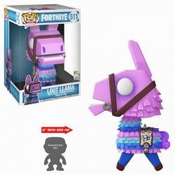 Figura Loot Llama Fotnite POP Games Funko 511 Extra Grande