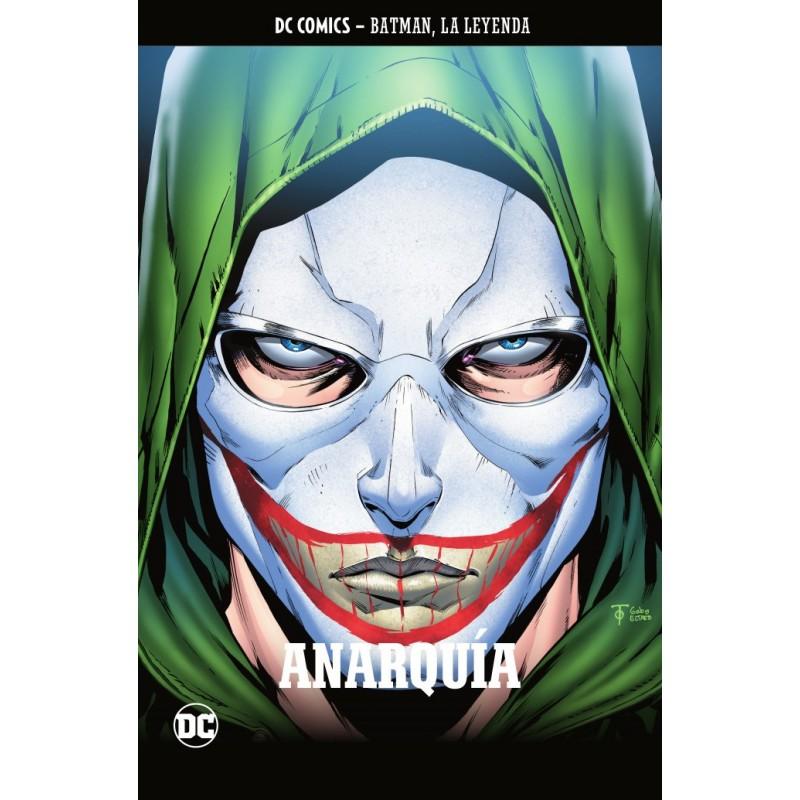 Batman, La Leyenda 52: Anarquía