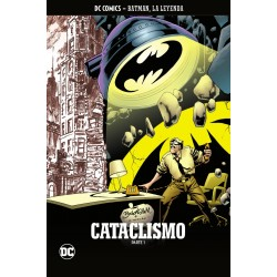 Batman, La Leyenda 53: Cataclismo Parte 1