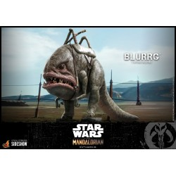 Figura Blurrg Star Wars The Mandalorian Escala 1/6 Hot Toys