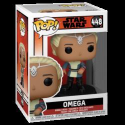 Figura Omega The Bad Batch Star Wars Funko Pop 448