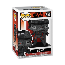 Figura Echo The Bad Batch Star Wars Funko Pop 447