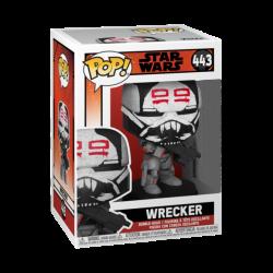 Figura Wrecker The Bad Batch Star Wars Funko Pop 443