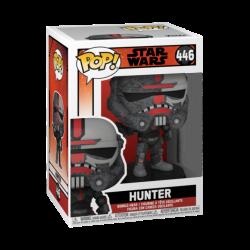 Figura HunterThe Bad Batch Star Wars Funko Pop 446
