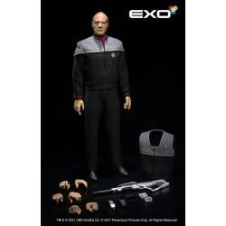 Figura Jean-Luc Picard Star Trek First Contact Escala 1:6