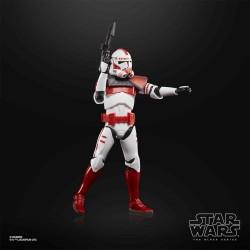 Figura Shock Trooper Star Wars Bad Batch Black Series Hasbro