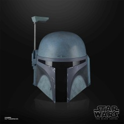 Imagén: Casco The Mandalorian Death Watch Replica Escala 1:1 Star Wars Black Series