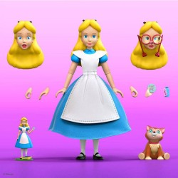 Figura Alicia En El País De Las Maravillas Disney Ultimates Super7