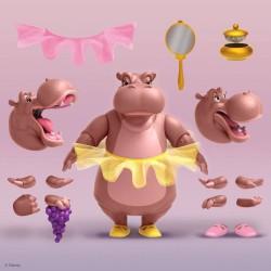 Figura Hipopótamo Fantasía Disney Ultimates Super7