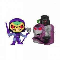 Figura Skeletor Snake Mountain Masters of The Universe Funko Pop Town