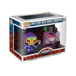 Figura Skeletor Snake Mountain Masters of The Universe Funko Pop Town