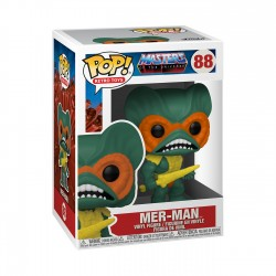 Figura Mer Man Masters of The Universe Funko Pop 88