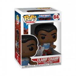 Figura Clamp Champ Masters of The Universe Funko Pop 84