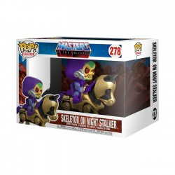 Figura Skeletor Con Night Stalker Masters of The Universe Funko Pop Rides 278