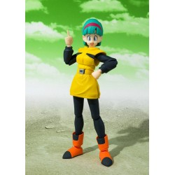 Figura Bulma Journey To Planet Namek S.H. Figuarts Dragon Ball Z