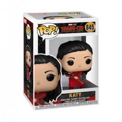Figura Katy Shang-Chi y La Leyenda De Los Diez Anillos Funko POP Marvel 845