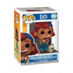 Figura Giulia Marcovaldo Luca Funko POP Disney 1052