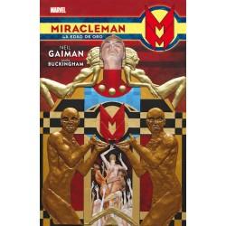 Imagén: Miracleman de Neil Gaiman 1
