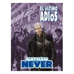 Nathan Never el Último Adiós