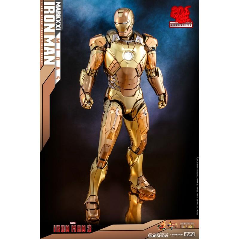 Figura Iron Man Midas Hot Toys