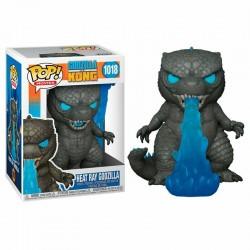 Figura Godzilla Rayo Godzilla Vs. Kong POP Funko 1018