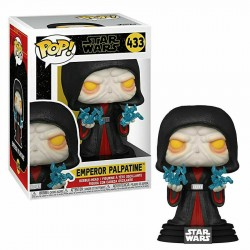 Figura Palpatine Revitalizado Star Wars Rise Of Skywalker POP Funko 433