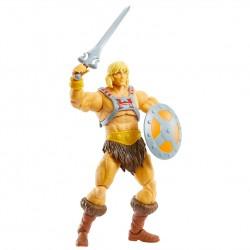 Figura He-Man Classic Masters Of The Universe Revelation Masters del Universo