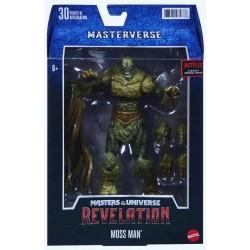 Figura Moss Man Classic Masters Of The Universe Revelation Masters del Universo