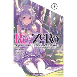Re:Zero 9 (Novela)