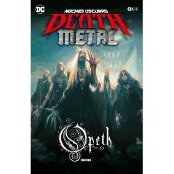 Noches oscuras: Death Metal núm 4 Band Edition - Opeth (Cartoné)