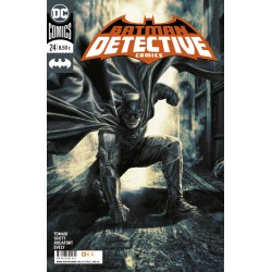 Batman. Detective Comics 24