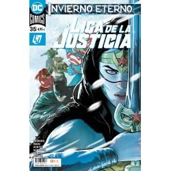 Liga de la Justicia 113 / 35