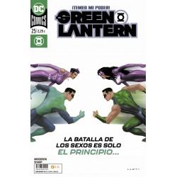 El Green Lantern 107 / 25