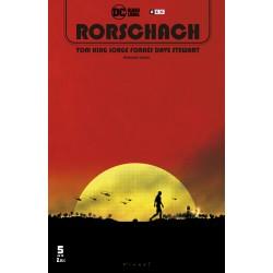 Rorschach 5 DC Black Label