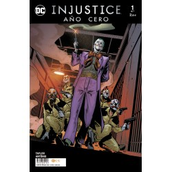 Injustice Año Cero 1