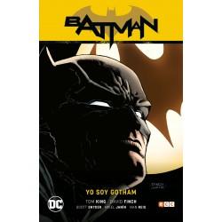 Batman 1. Yo Soy Gotham Comprar DC Comics ECC Ediciones