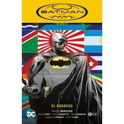Batman Inc 1: El Regreso (Batman Saga- El regreso de Bruce Wayne Parte 1)