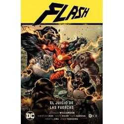 Flash El Juicio De Las Fuerzas Flash Saga- La Búsqueda De la Fuerza Parte 2