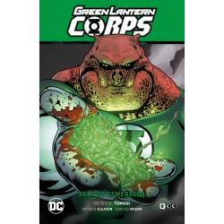 Green Lantern Corps 5. Eclipse Esmeralda