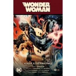 Wonder Woman 6. Ataque A Las Amazonas