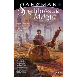 Universo Sandman. Los Libros de la Magia 3. Habitar En La Posibilidad