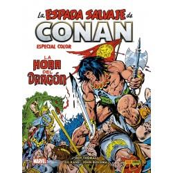 La Espada Salvaje de Conan - Especial Color: La Hora del Dragón (Biblioteca Conan)