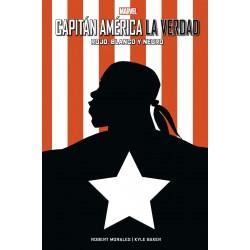 Imagén: Capitán América: La Verdad - Rojo, Blanco y Negro 100% Marvel HC