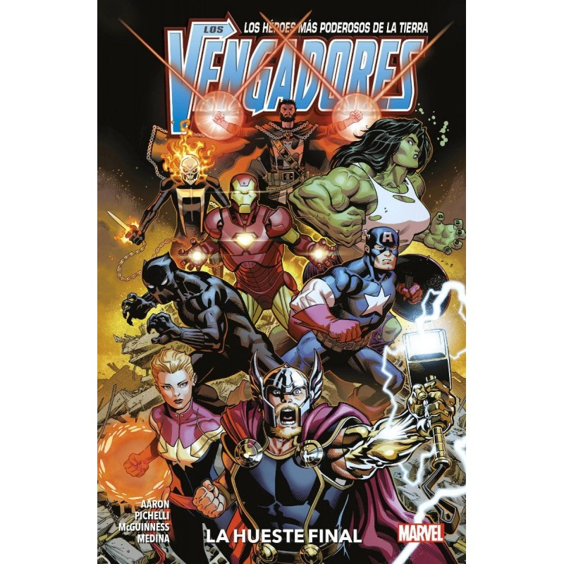 Los Vengadores 1: La Hueste Final. Marvel Premiere