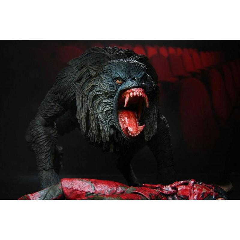 Figura Kessler Werewolf Ultimate Un Hombre Lobo Americano En Londres Neca