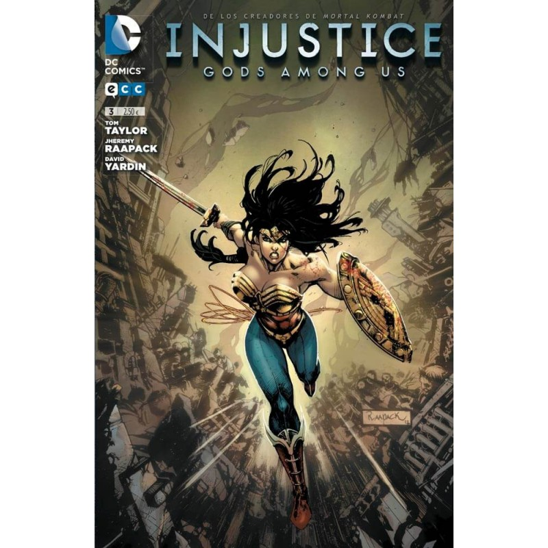 Injustice. Gods Among Us 3