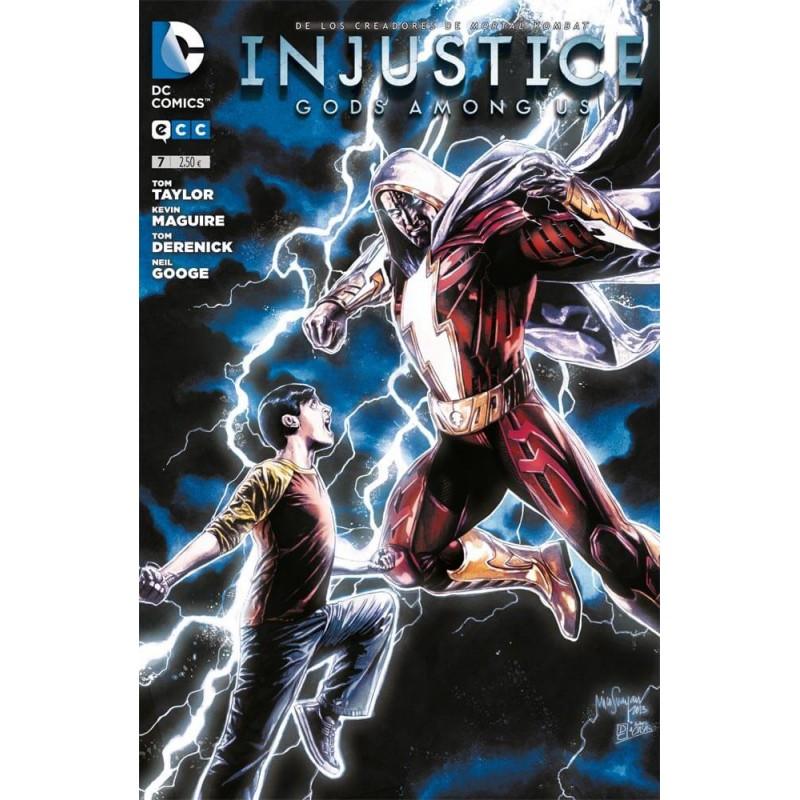 Injustice. Gods Among Us 7
