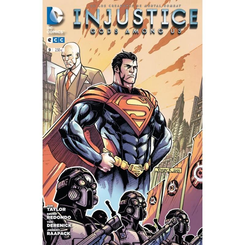 Injustice. Gods Among Us 9