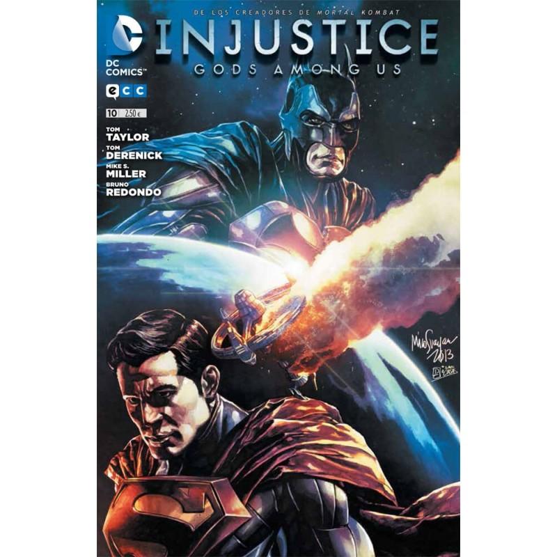 Injustice. Gods Among Us 10