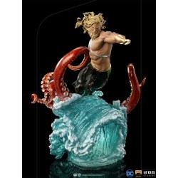 Estatua Aquaman Deluxe Escala 1:10 Iron Studios